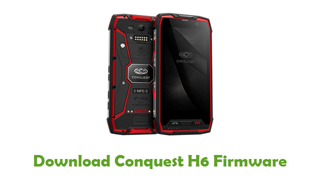 Conquest H6 Stock ROM