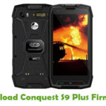 Conquest S9 Plus Firmware