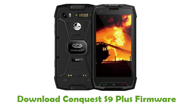 Conquest S9 Plus Stock ROM