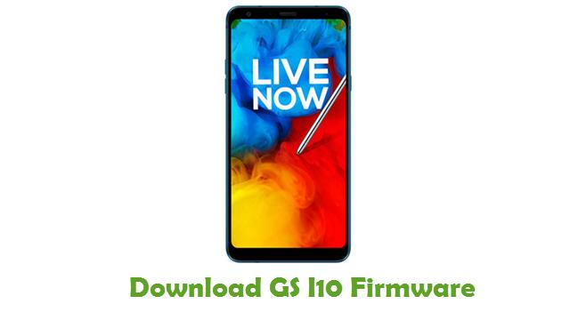 GS I10 Stock ROM