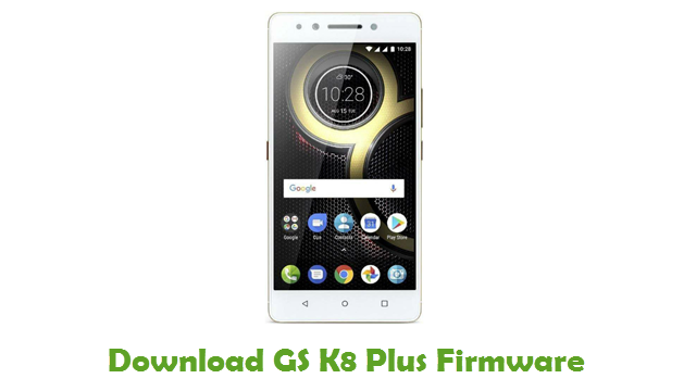 Download GS K8 Plus Stock ROM