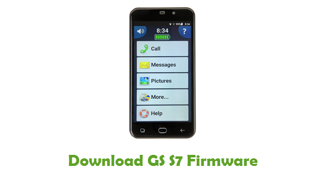 GS S7 Stock ROM