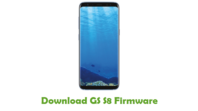 Download GS S8 Stock ROM