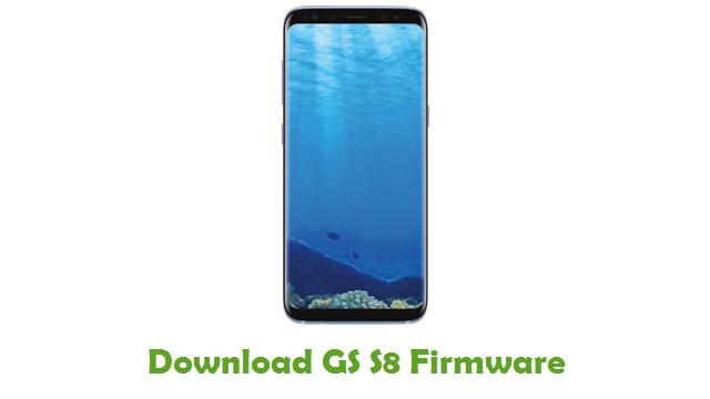 GS S8 Stock ROM