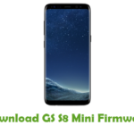 GS S8 Mini Firmware
