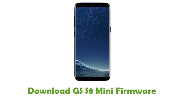 GS S8 Mini Stock ROM
