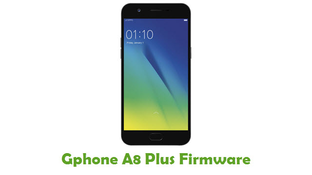Download Gphone A8 Plus Firmware