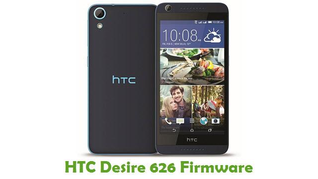 HTC Desire 626 Stock ROM