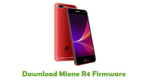 Download Mione R4 Firmware - Android Stock ROM Files