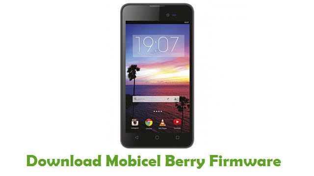 Mobicel Berry Stock ROM