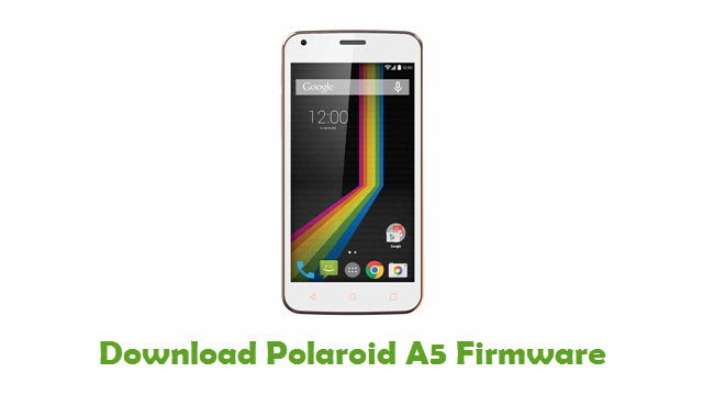 Polaroid A5 Stock ROM