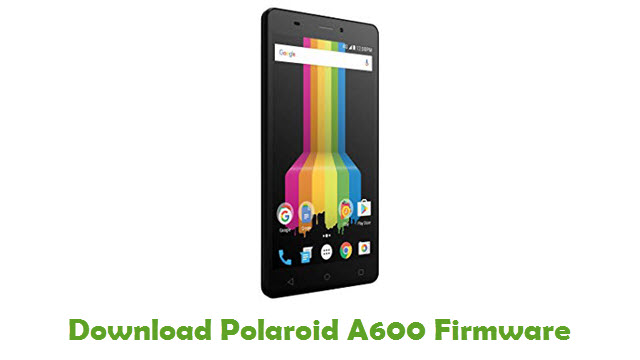Polaroid A600 Stock ROM