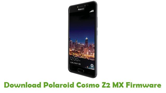Polaroid Cosmo Z2 MX Stock ROM