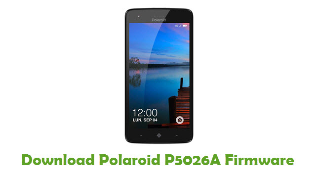 Polaroid P5026A Stock ROM
