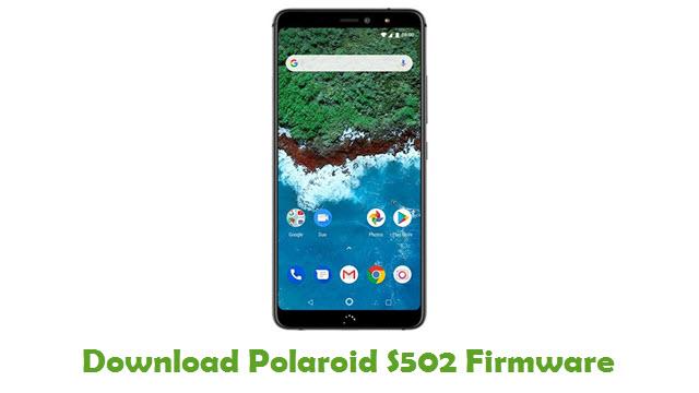 Download Polaroid S502 Stock ROM