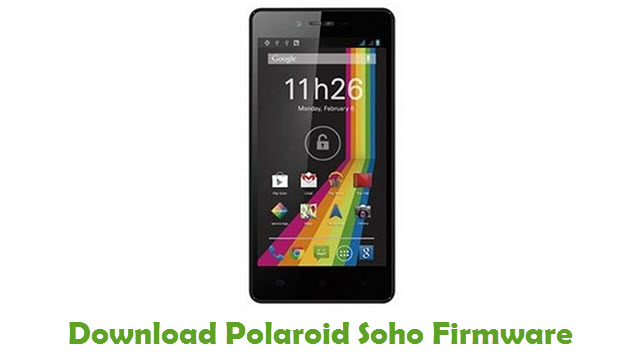 Polaroid Soho Stock ROM