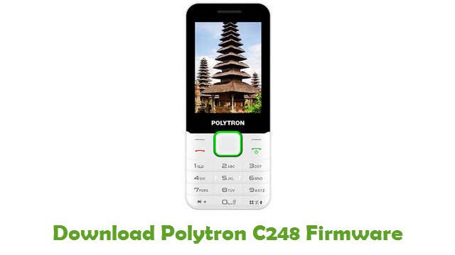 Polytron C248 Stock ROM