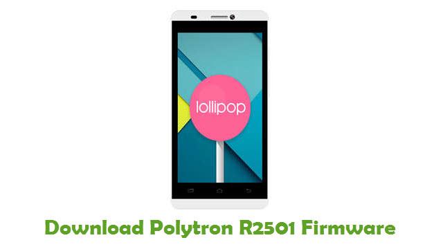 Polytron R2501 Stock ROM