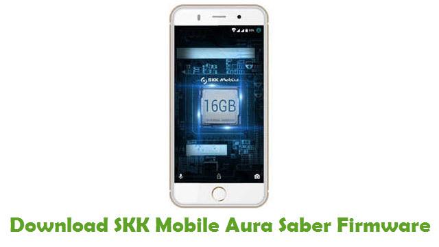 SKK Mobile Aura Saber Stock ROM