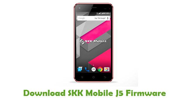 SKK Mobile J5 Stock ROM