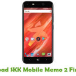 SKK Mobile Memo 2 Firmware