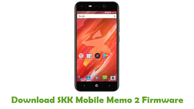 Download SKK Mobile Memo 2 Firmware