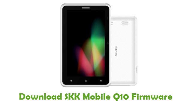 SKK Mobile Q10 Stock ROM