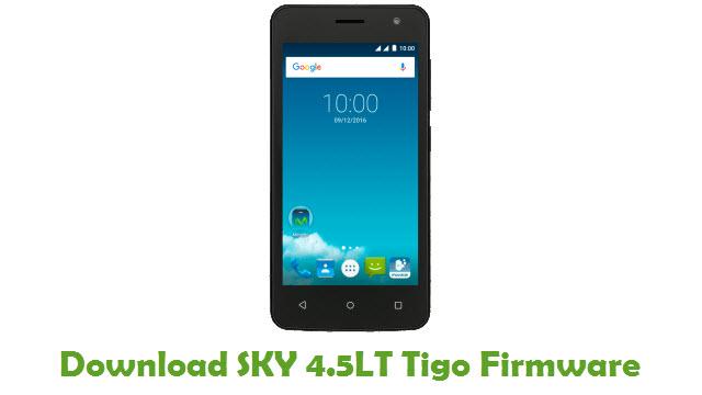 Download SKY 4.5LT Tigo Stock ROM