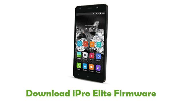 iPro Elite Stock ROM