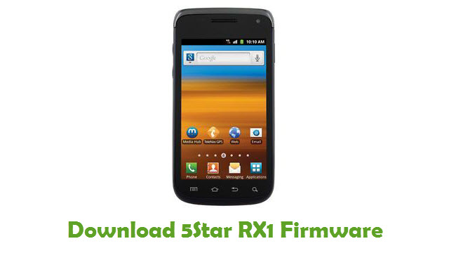 Download 5Star RX1 Firmware