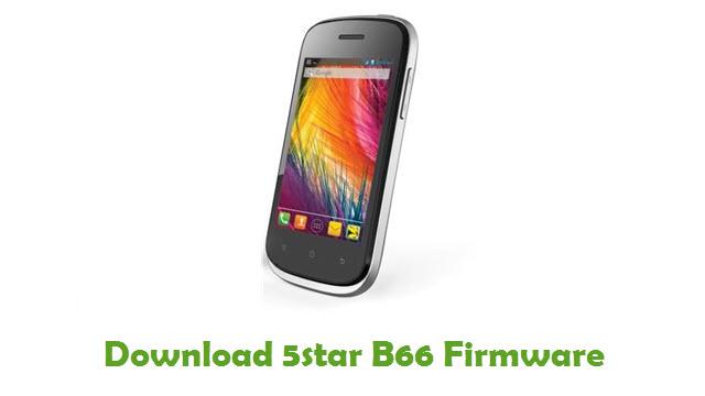 Download 5star B66 Firmware