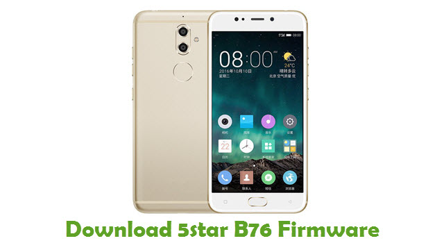 Download 5star B76 Firmware
