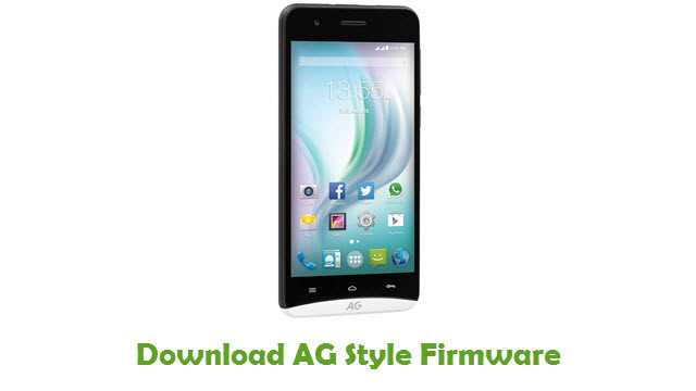 Download AG Style Firmware