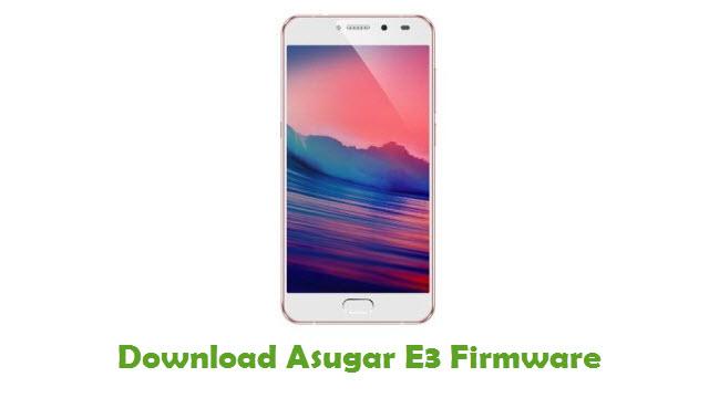 Download Asugar E3 Firmware