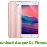 Asugar G3 Firmware