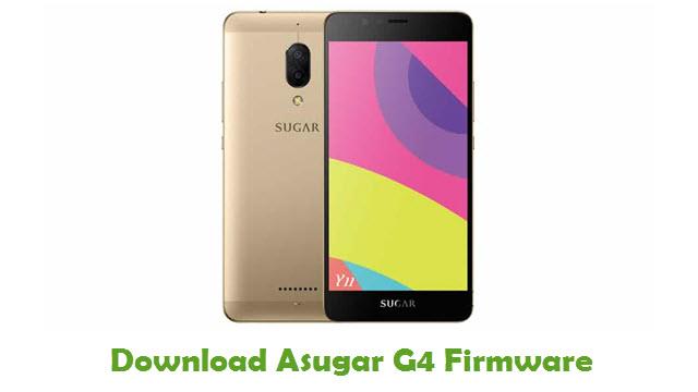 Download Asugar G4 Firmware