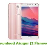 Asugar J2 Firmware