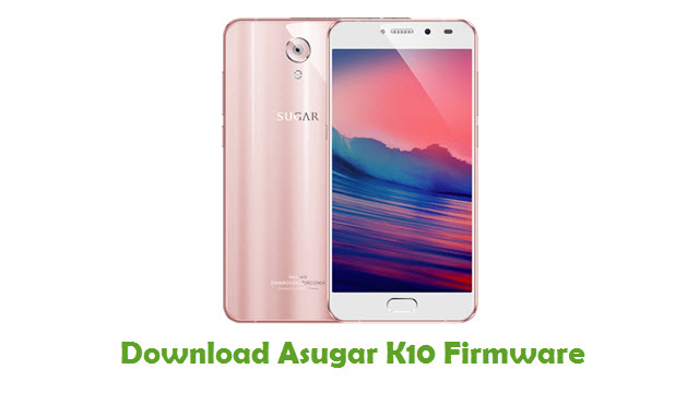 Download Asugar K10 Firmware