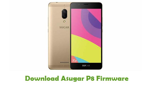 Download Asugar P8 Firmware