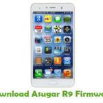 Asugar R9 Firmware