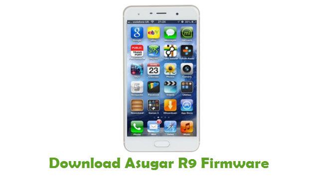 Download Asugar R9 Firmware
