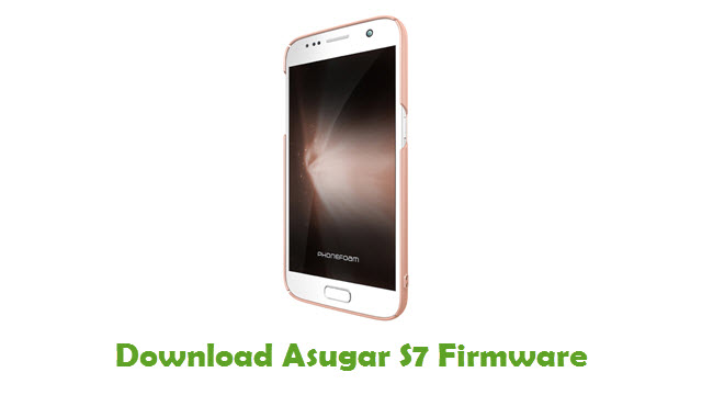 Download Asugar S7 Firmware