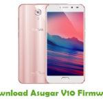 Asugar V10 Firmware