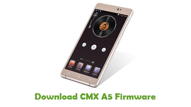 Download CMX A5 Firmware