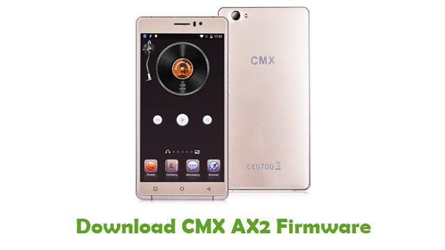 Download CMX AX2 Firmware
