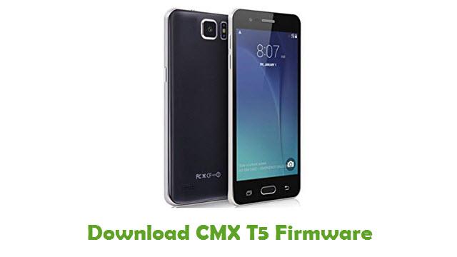 Download CMX T5 Firmware