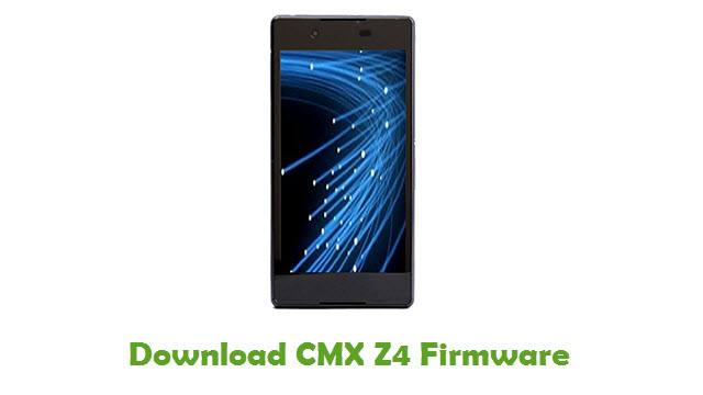 Download CMX Z4 Firmware