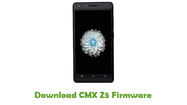 Download CMX Z5 Firmware