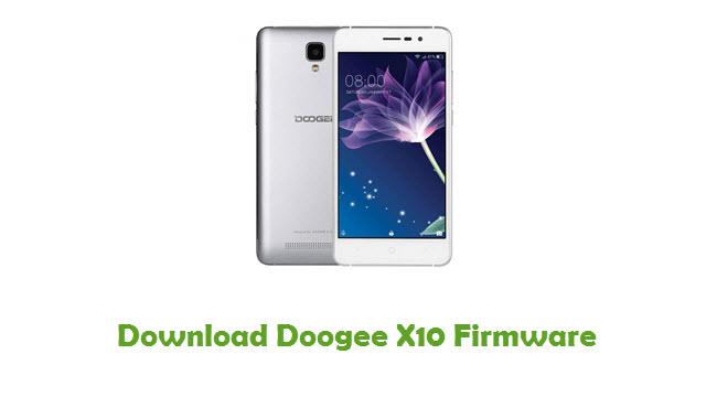 Doogee X10 Stock ROM
