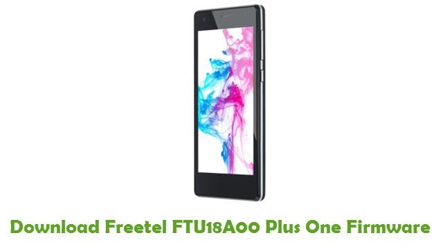 Freetel FTU18A00 Plus One Stock ROM